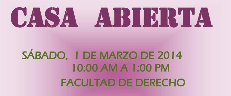 Universidad Interamericana de Puerto Rico invita a su Casa Abierta