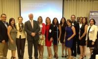 Concurrido primer evento de Cengage Learning y HETS en la Universidad Politécnica de Puerto Rico.