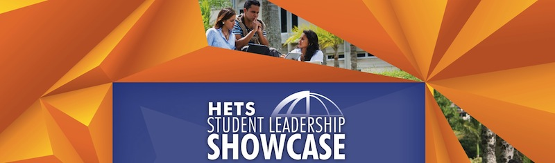 HETS Leadership Showcase Invitación