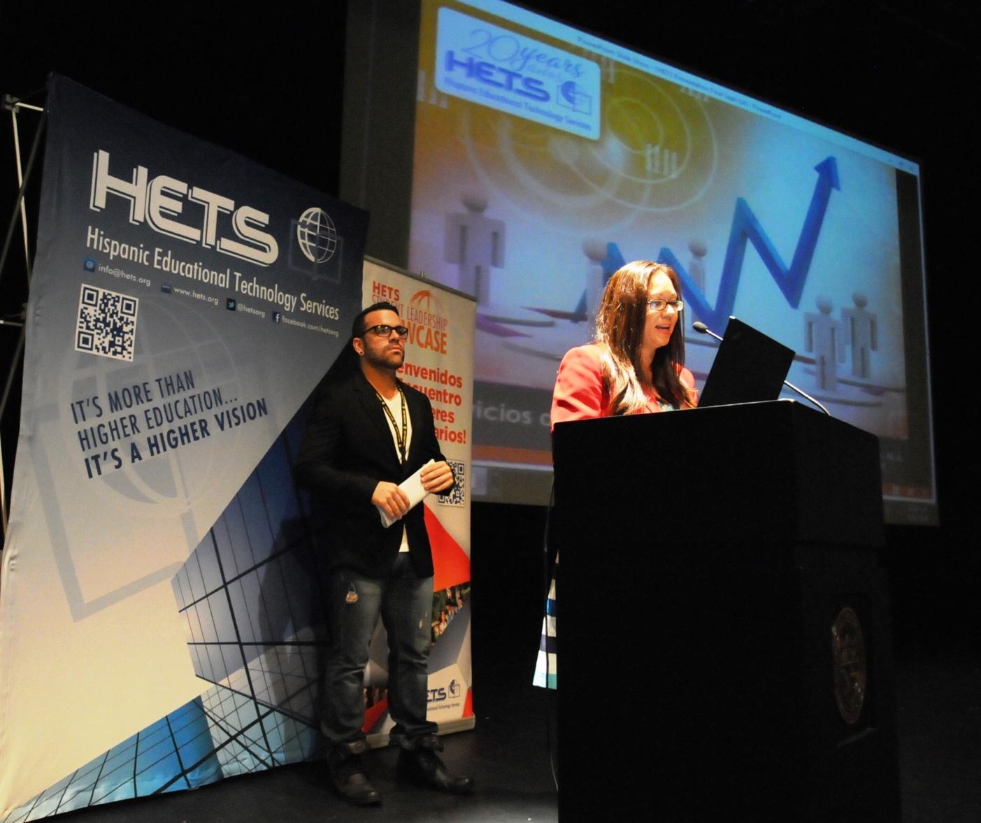 ¡Ya están disponibles! Accede aquí los videos de todas las presentaciones del HETS Student Leadership Showcase.