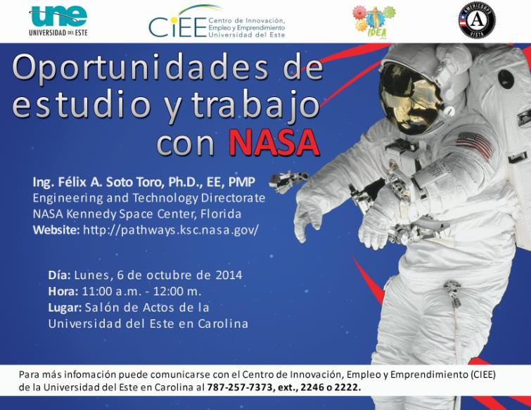 UNE-NASA