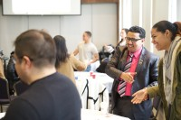 HETS celebrates its first ever Student Leadership Showcase in New York at BMCC-