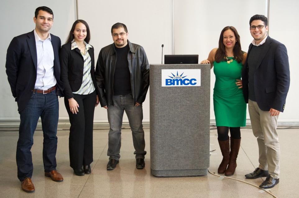 NYC event- presenters