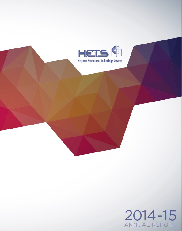 2014-2015 Annual Report: another year filled with accomplishments for HETS.