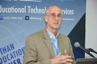 John Sener during the Opening Plenary