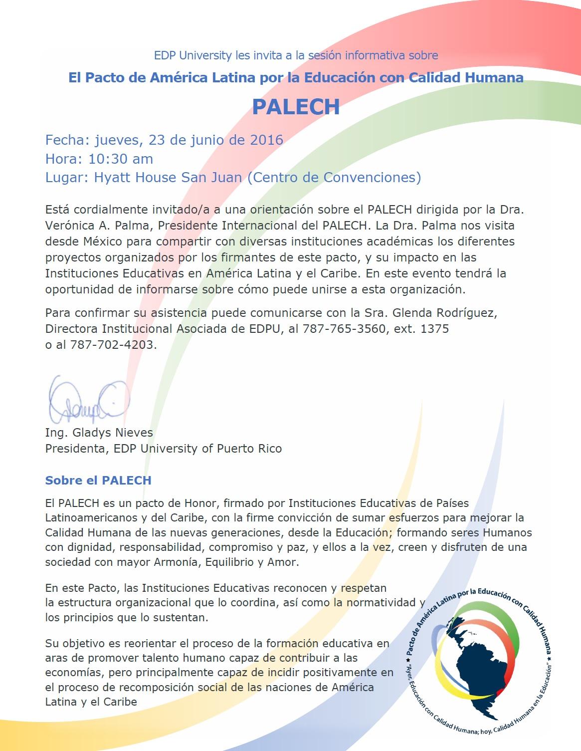 INVITACION PALECH 2016