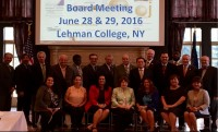 Summer Board Meeting closes the fourth year of HETS Strategic Plan.