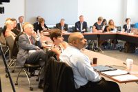Special event gathered experts in NYC to strengthen collaboration among HETS member institutions.