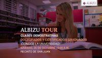 Universidad Carlos Albizu anuncia sus Casas Abiertas en San Juan y Mayagüez