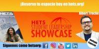 HETS anuncia fechas del Student Leadership Showcase Tour Online (1 y 8 de mayo de 2020).