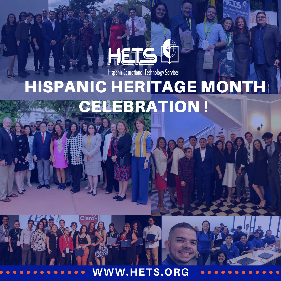 HETS proudly joins the Hispanic Heritage Month celebration.